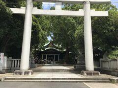王子駅近くの高台に鎮座する王子神社。 「東京十社」の一つに数えられる。