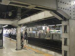 品川駅で途中下車