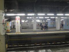 品川駅 京浜東北線大船・横浜方面 ホーム変わりました。