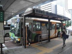 都営バス<田87 渋谷行き>に乗車します