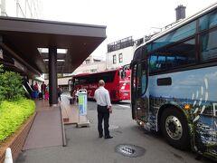 AM815。品川プリンスホテルより西武観光バスにて出発。 2500円のところ、クーポンを使って2300円。 自由席でした。
