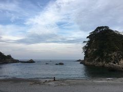 石白川海水浴場