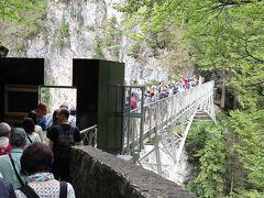ペラート渓谷に架かるマリエン橋は、ノイシュヴァンシュタイン城を望む絶景の撮影スポット。