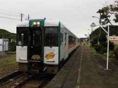 磐越西線キハ110系