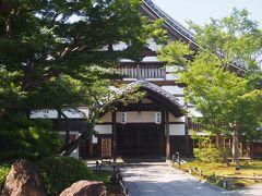 北政所(高台院)が秀吉の冥福を祈るため建立した寺院。 京都でもお気に入りの寺院の一つ。