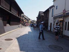 さてと、鱧を食べに行きますか。  京都の夏と言えば鱧。 鱧を食べさせる店は京都に名店が数多くありますが人混みを避けて南下。