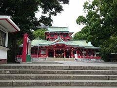 久しぶりの富岡八幡宮