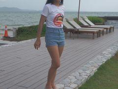 15:40 Veranda Resort Pattaya MGallery by Sofitel 満潮になる時間帯みたいでした。