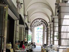 神戸気分を盛り上げてくれる大丸にある素敵カフェ♪  CAFFERA https://kobe-lunch.com/caffera/