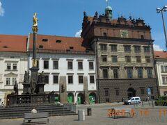 旧市庁舎はルネッサンス様式。