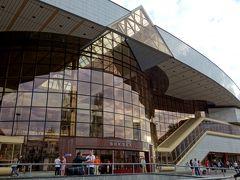 ミンスク中央駅で両替
