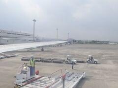 15:50 うとうとしている間に鹿児島空港に到着です。