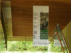 一村生誕110年だということで特別展も田中一村でした。 奄美を描いた画家で、東京芸大時代、千葉に居た頃、そして奄美の絵までの一連の流れも分りゆっくり鑑賞できました。 建物は奄美風を模したもので新しくて立派。喫茶コーナ―、グッズ販売もありました。