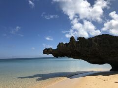 石垣島サンセットビーチの海、素晴らしい