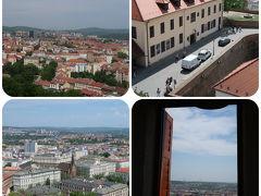 気持ちを切り替えて塔からの景色です。 少し風が強かったですが、素敵な景色が見れました。