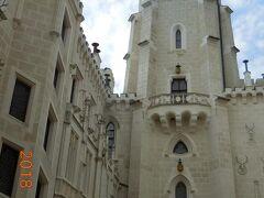 最も高い城の塔