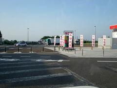 5月15日(火) 8日目 宮崎県 東九州自動車道・川南パーキングエリア