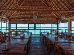 港町リオラガルトスのレストラン