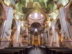 聖ミクラーシュ教会 (マラーストラナ)