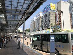 夏の熱海駅前・今年も伊豆・熱海で過ごします