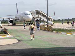 シェムリアップ国際空港 (REP)