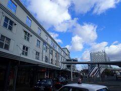 熊本駅へ。