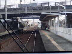平成駅。その名が示す通り平成4年になって新たに設けられた駅です。