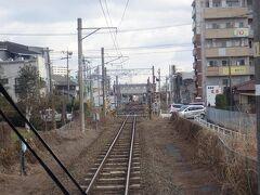 次の南熊本駅に入ります。
