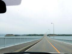 1247 能登島大橋を渡る