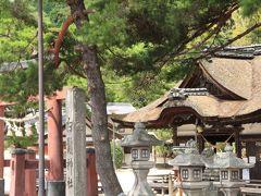 次に訪れたのは、白髭神社というところ。 古代社格制度では国史見在社(こくしげんざいしゃ)という社格だそうで、創建は伝第11代垂仁天皇25年で、西暦換算すると、なんとーっ!紀元前5年!! えーっ!本当ーーっ!?