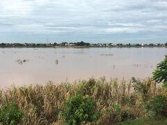 おはようございます!【Mekong River】  (なんか、タイに密入国出来そうな?)