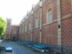 ベルベデーレ宮殿の上宮。