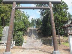 9時25分、JR水郡線静駅からほど近い常陸国二ノ宮である静神社にやって来ました。