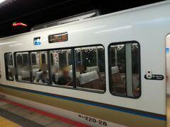 んが~~、電車の遅延で予定通りの乗り換えができない。 ほんとは姫路で乗り換えなのに、遅れた関係で「相生駅で乗り換えたほうが早い」とのアナウンスが入る。 慌てて調べてみたらこのままでは青春18きっぷでは今日中に帰宅できないことが判明。 どこかの区間を新幹線でワープするしかない…。 乗り換え時間と金額のバランスで米原→名古屋をこだまで移動するのがベストな案と判断しました。 まずは相生駅で普通・米原行きに乗り換えます。