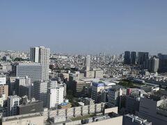 7:00  目が覚めました。本日は本部の定期大会で、昨日の中執で東京に出張し、そのままアワーズインに宿泊しています。