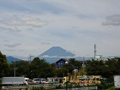 富士山がよく見えます