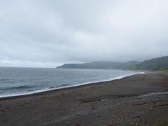 寿都町を通過して島牧村へ ここには江の島海岸という日本の渚100選にも選ばれた綺麗な海岸があります 江の島と湘南をイメージしますが北海道にもあります でも島牧村というと海岸よりも滝の方が有名です