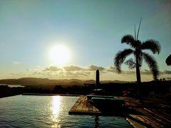 クタから東へ17キロ、辺境のブンバンビーチエリアへ移動。絶景リゾートに宿泊