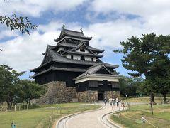 美しい国宝のお城です。