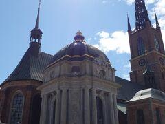 リッダーホルム教会。