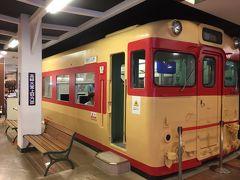 上信越道に入り横川SAに入りました。 SAの中に電車があり中で食事が出来るみたいです。 駅弁買って食べたらまるで鉄道旅ですね!
