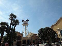 ウォルト・ディズニー・スタジオ・パークに到着!
