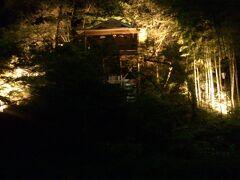 会社を定時退社し、新幹線乗って、いざリベンジ会津!   このお宿は特別な時?にお能が観られるのですが、 (本日はやってませんでしたが) 夜の能舞台のお写真を。暗いけど笑 なんだか神秘的な感じです。