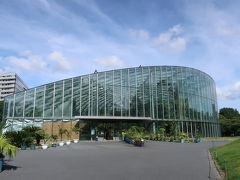 新宿御苑大温室