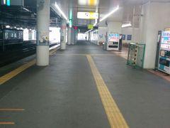 仙台駅に到着です。 ここで東北本線を離れてJR仙山線に乗り換えます。乗継まで時間があるのでお昼ご飯を食べたいと思います。