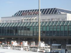 松山空港。8:50着。
