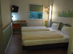 新しくていい部屋でした。 何より、コスパが良くてエアコンがある! 1泊45ユーロくらいだった。 Hotel ibis Leipzig City
