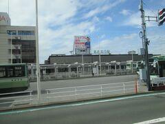 30分ちょっとでJR青森駅前に到着です。料金は700円。駅名の看板より歯科の看板が目立っているのが、個人的には少々気になります。