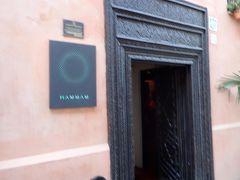 翌朝は10時に予約したハマムです。