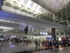 遅延がなければ現地時間で21時前には到着するはずが、深夜2時頃に香港国際空港に到着。送迎バスでホテルまで送迎してもらって1日目は終了。
